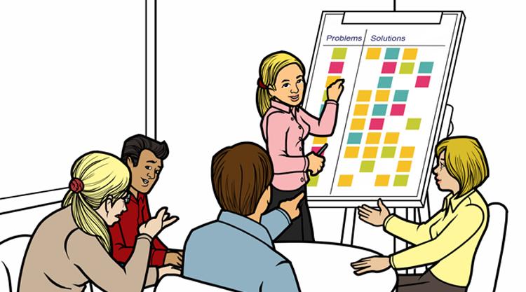 Facilitate Team Participation