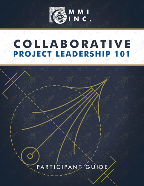 collaborative project leadership workbook cover